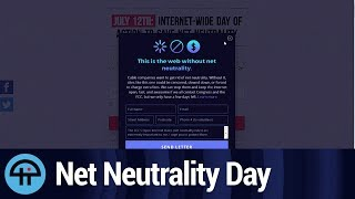 Here's How to Save Net Neutrality Today