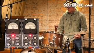 Retro Doublewide Tube Compressor - Part 2: Drums