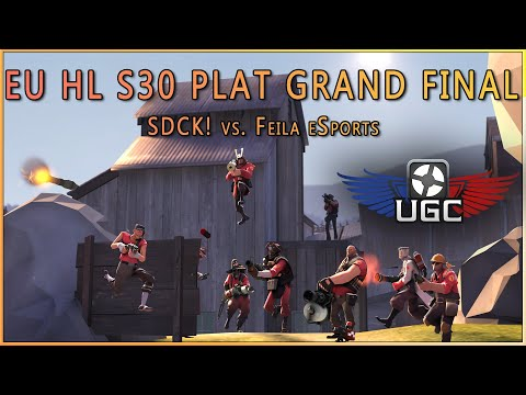 UGC EU HL S30 Plat Grand Final: Feila eSports vs. SDCK!