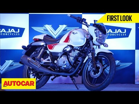 Bajaj V15 | First Look
