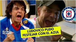 Eugenio Derbez se SUMÓ a los FESTEJOS del Cruz Azul CAMPEÓN de Guardianes 2021. | Futbol Picante