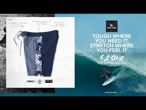 Mirage 3/2/One Ultimate Boardshort | Searchers Collection 2019 | Rip Curl