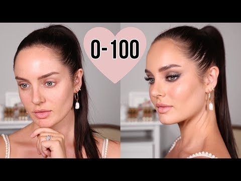 My Current Go-To Glam Routine with My Fav Products! \ Chloe Morello