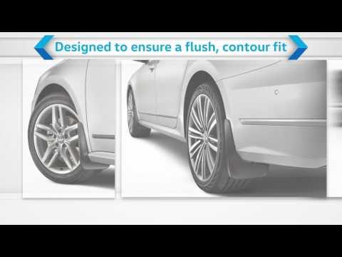 Volkswagen Accessories - Splash Guards