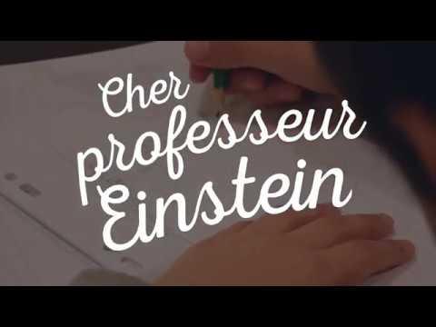 Vidéo de Albert Einstein