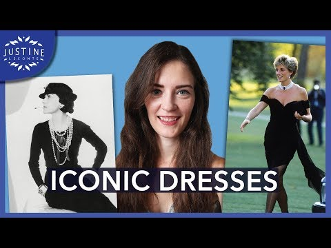 Video: These 8 iconic dresses made history! From Chanel to Lady Gaga ǀ Justine Leconte