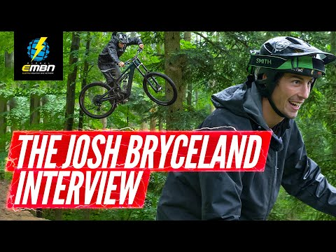 The Josh Bryceland Interview | What's The Moral Dilemma When It Comes To E-MTB? ⚡️