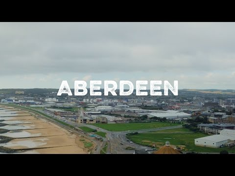 City Snapshot:  Aberdeen in Summer