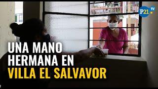 Coronavirus Perú: Una mano hermana en Villa El Salvador, Carlos Moreno
