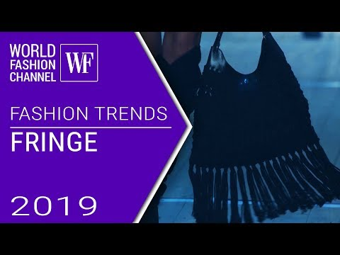 Fringe | Fashion rends spring-summer 2019