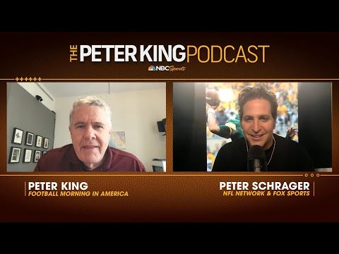Is Trey Lance now the frontrunner for 49ers at No. 3? | Peter King Podcast | NBC Sports
