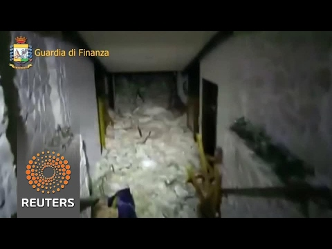 Hope fades in search for Italy avalanche survivors