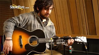 Eastman E20OM SB Adirondack/Rosewood Acoustic #13856455-Quick 'n' Dirty