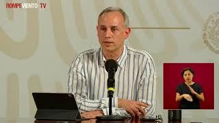 La OMS postula a López-Gatell como Experto del Reglamento Sanitario Internacional