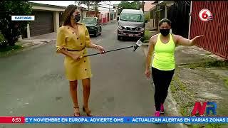 Testimonio de mujer víctima de abuso en Cartago