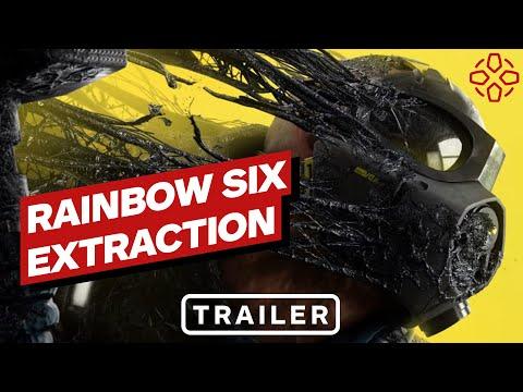 Rainbow Six Extraction – játékmenet előzetes #1
