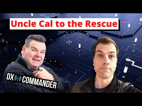 Channel 9 News - Special Delivery from DX Commander