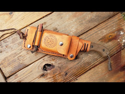 Tops Knives Tracker Wolf 2 Sheath