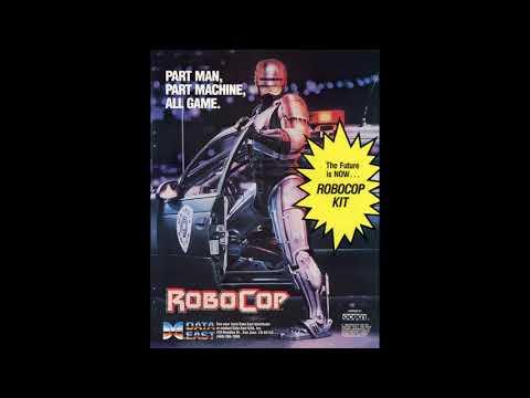 Robocop Arcade Sound Track
