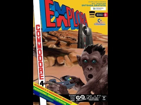 Explora Commodore 4