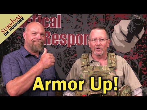 How To Set Up Body Armor & Plate Carrier - James Yeager Explains