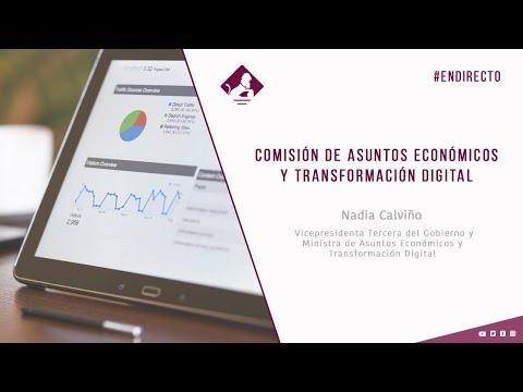 Comisión de de Asuntos Económicos y Transformación Digital  (09/12/2020)