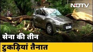 Cyclone Amphan से हुई तबाही से उबरने के लिए Army ने Bengal में शुरू किया राहत कार्य - NDTVINDIA