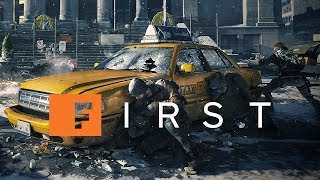 The Division's Missions Are Designed To Give You Options - IGN First