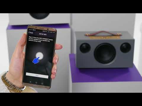 Trådlöst ljud från svenska Audio Pro