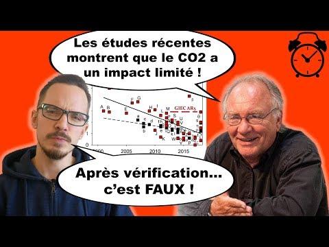 [Analyse] du discours d'un climato-sceptique: François Gervais. (2/2)