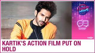 Kartik Aaryan's 3D action movie with Om Raut put on hold for THIS reason - ZOOMDEKHO