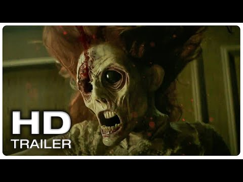 Movie Trailer : THE MORTUARY COLLECTION Official Trailer #1 (NEW 2020) Horror Movie HD