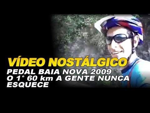 Vídeo Nostálgico, pedal pra Baia Nova
