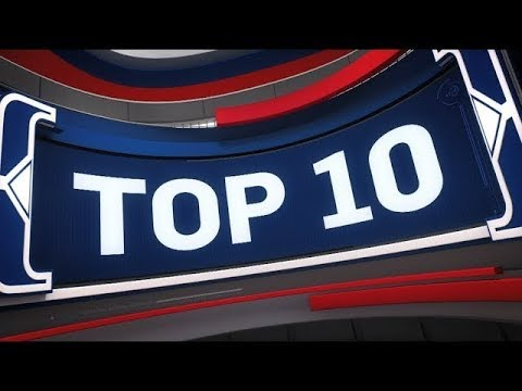 NBA Top 10 Plays of the Night   January 18, 2019