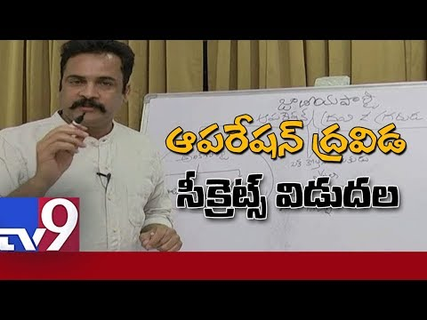connectYoutube - Exclusive: Hero Sivaji Releases Video On Operation Dravida Secrets - TV9