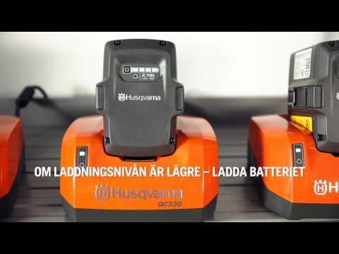 Vinterförvaring för dina batterier