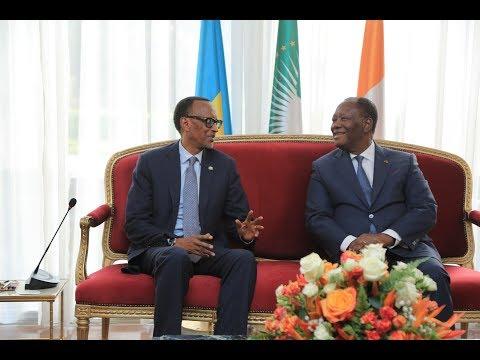 Entretien avec le Président du Rwanda, Paul KAGAME