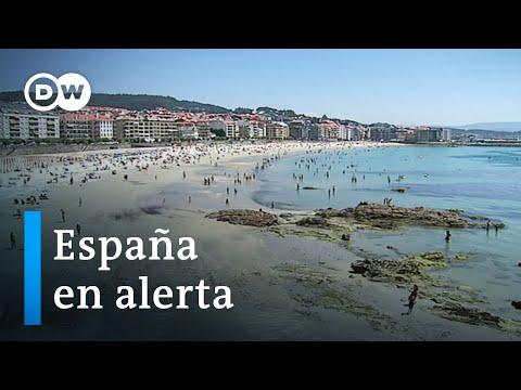 España en alerta
