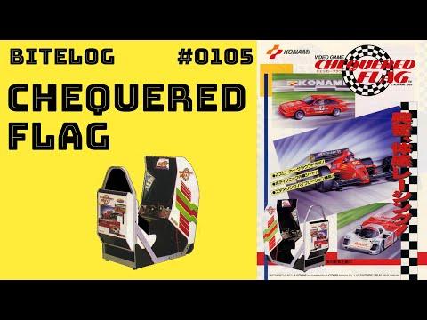 BITeLog 0105: Chequered Flag (ARCADE) LONGPLAY