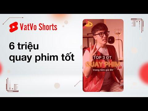 6 triệu mua điện thoại quay phim tốt #shorts