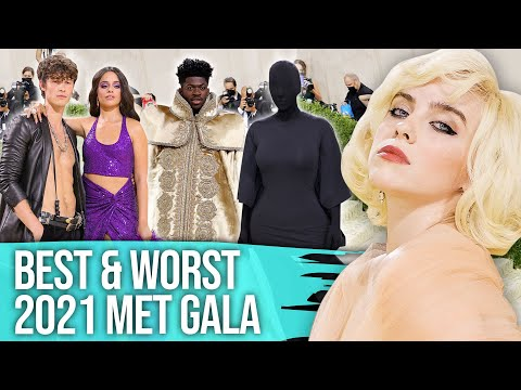 Video: Best and Worst Dressed Met Gala 2021 (Dirty Laundry)