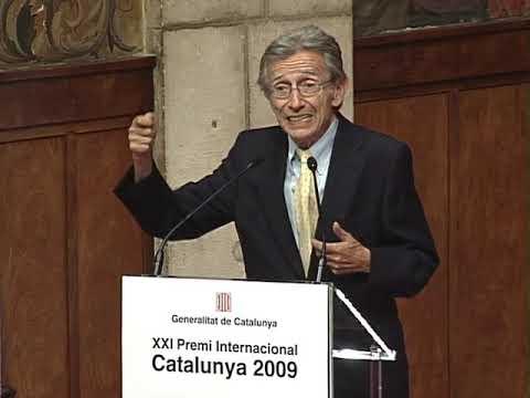 2009 – Lliurament del XXI Premi Internacional Catalunya a Bill Viola