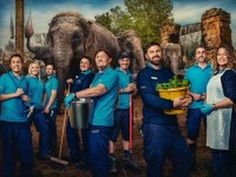 The Secret Life of the Zoo returns to TV screens for third series!