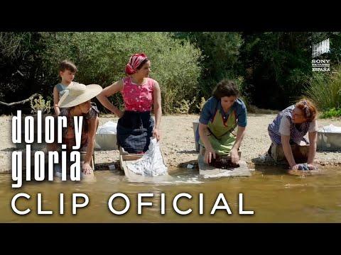 DOLOR Y GLORIA. Con la participación de Rosalía. En cines 22 de marzo.