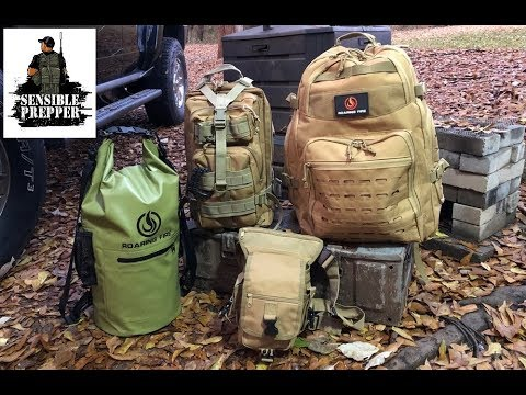 Roaring Fire Gear  Budget Backpacks