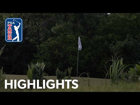 Highlights | Round 2 | AT&T Byron Nelson 2019