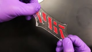 New hydrogel that doesn't dry out