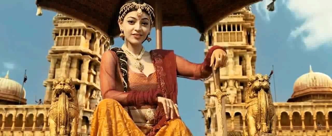 Dheera Dheera Dheera- (720P) HD - Magadheera (2009).avi