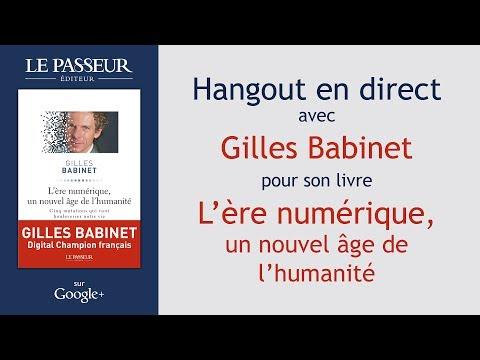 Vidéo de Gilles Babinet