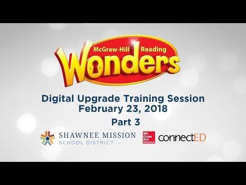 Part 3: Wonders Digital Upgrade